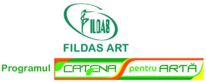 Logo - Fildas Art, Programul Catena pentru Arta