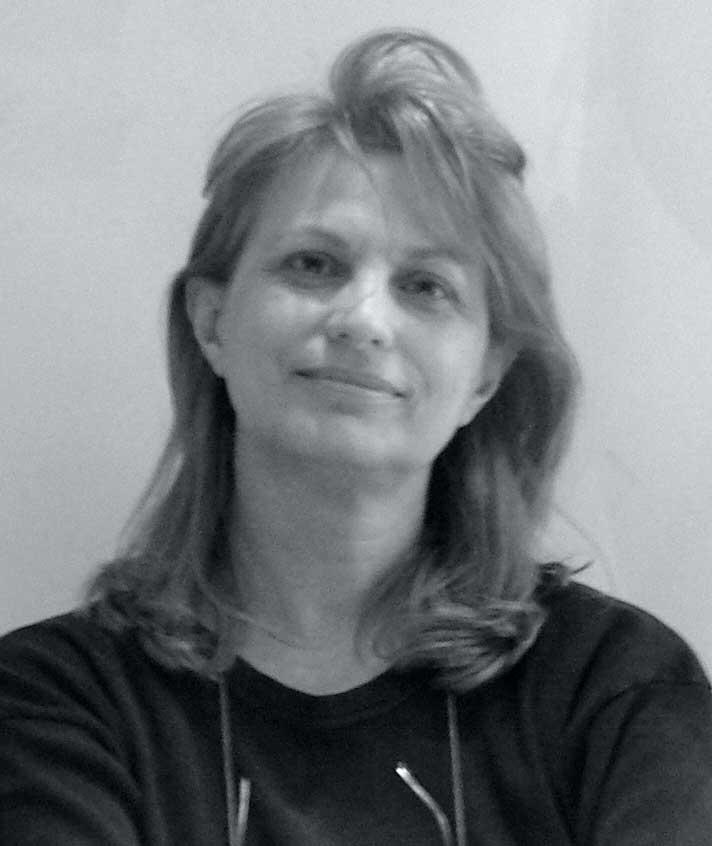 Cristina Popescu Russu - portret